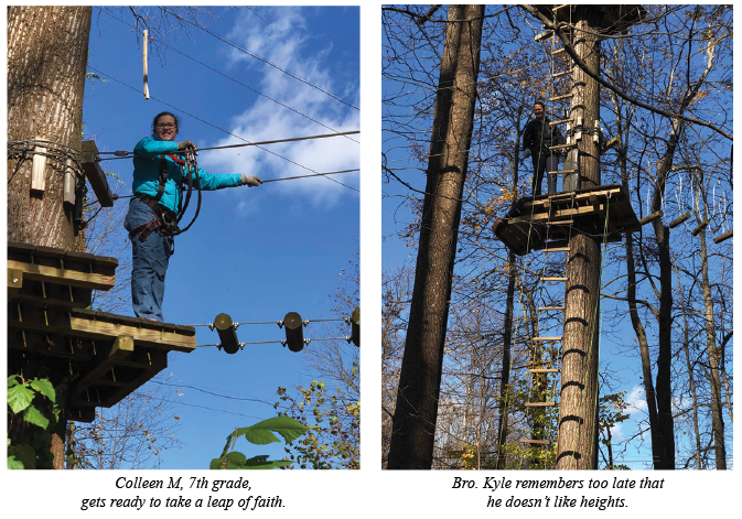 Who S Up For An Adventure Teen Group Visits Sandy Springs Adventure Park Fbt Academy